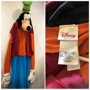 Unisex goofy costume